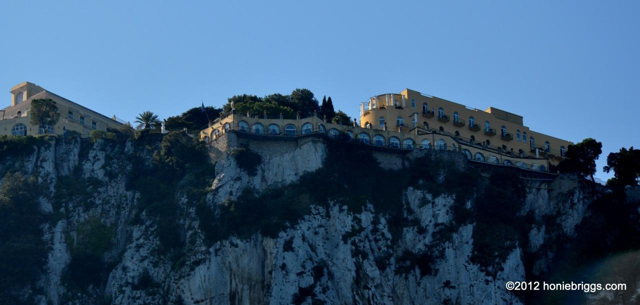 Capri Hotel Caesar Augustus