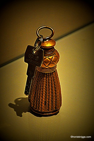 Brass Tassel