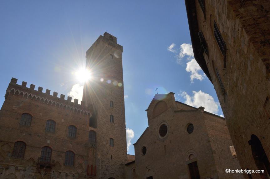 San Gimignano Church