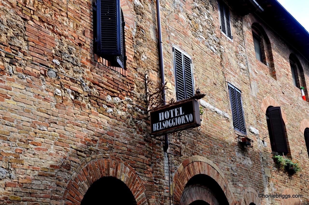 Hotel in San Gimignano